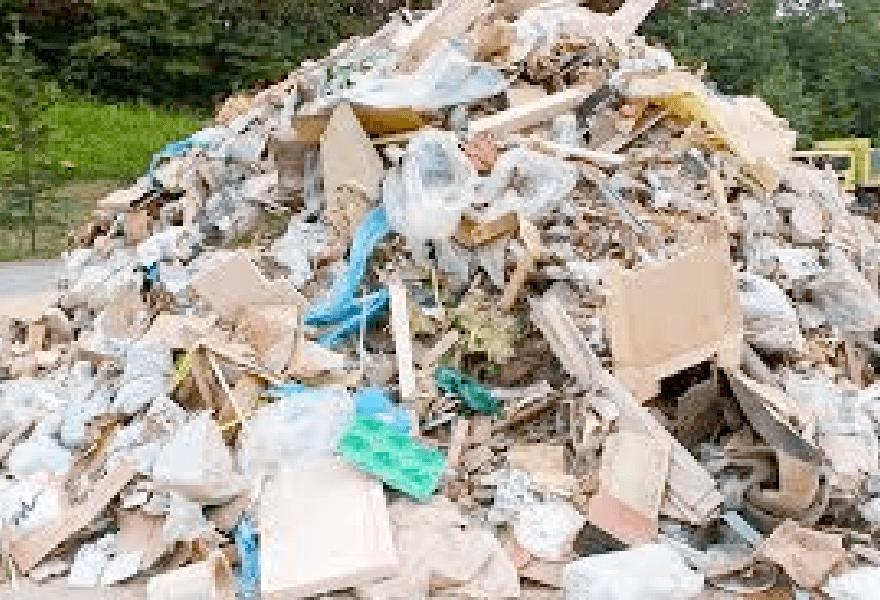 混合廃棄物処理のリサイクル